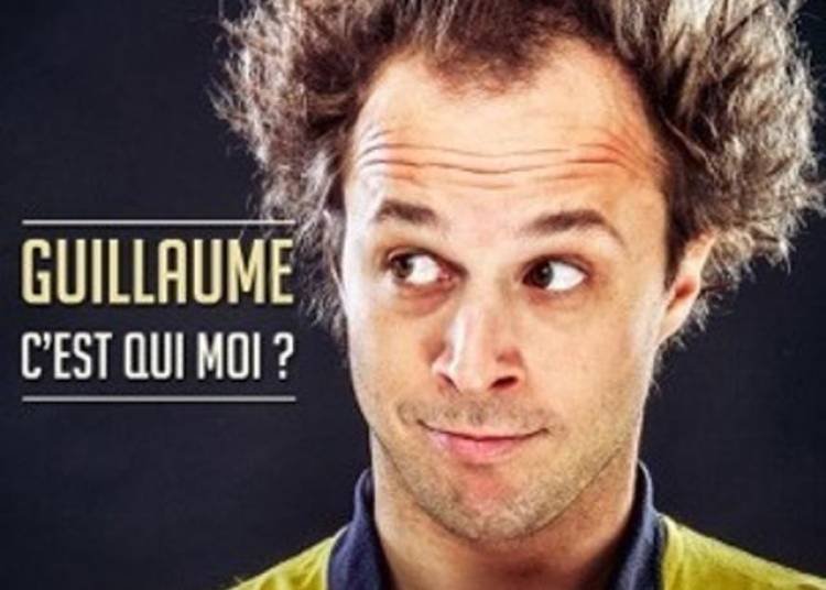 Guillaume Darnault Dans C'est Qui Moi ? � Paris 3�me