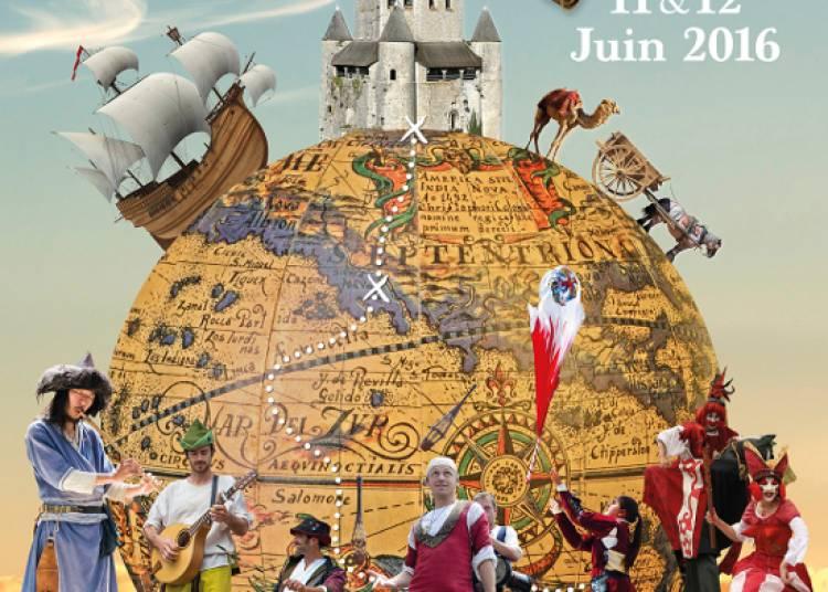 Les 33e M�di�vales de Provins 2016