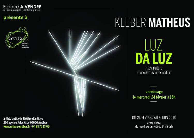 Hors les Murs : Kleber Matheus - Luz da Luz � Nice