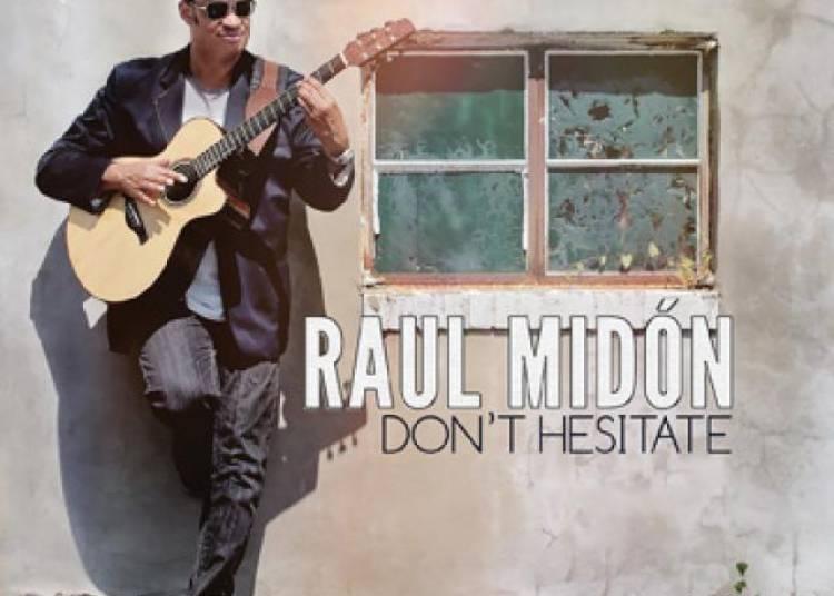 Raul  Midon � Paris 10�me