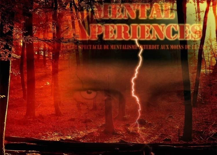 Mental Xperiences � Paris 2015 � Paris 11�me