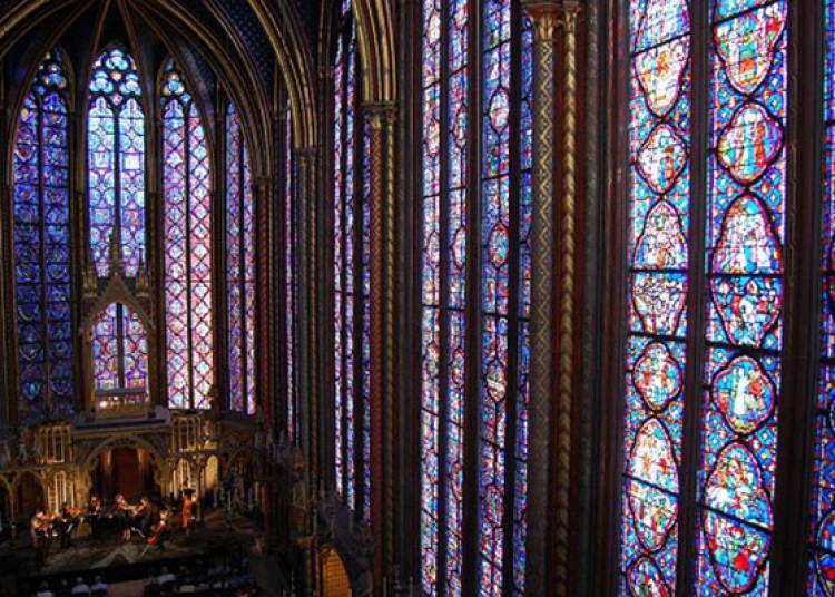 Concertos � La Sainte Chapelle � Paris 1er