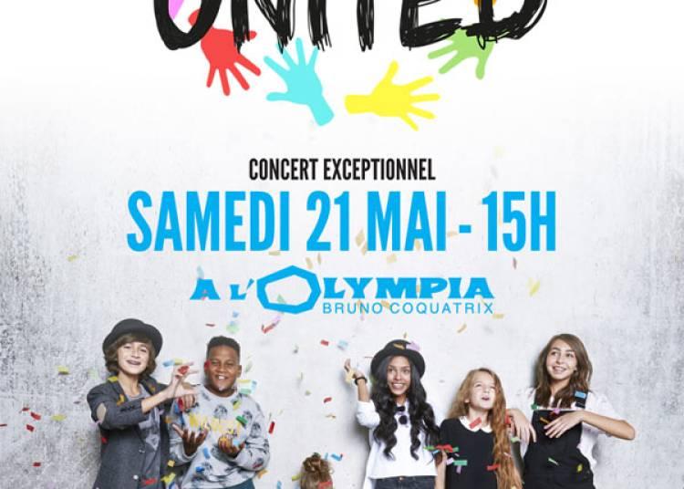 Kids United � Paris 9�me