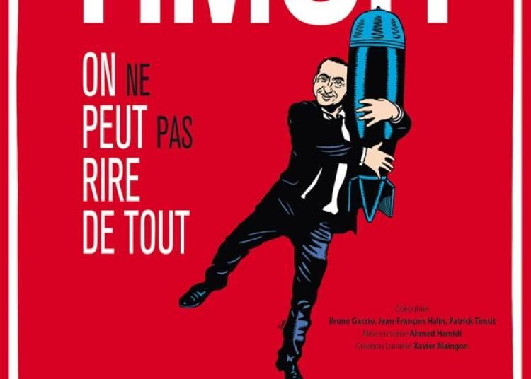 Patrick Timsit � Paris 8�me