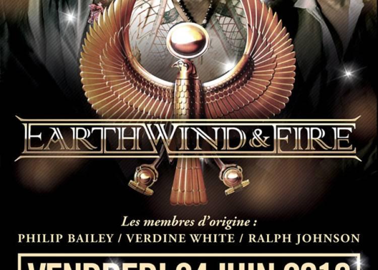 Earth, Wind & Fire � Paris 9�me