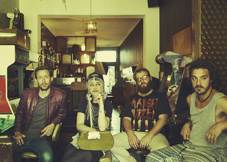 Hiatus Kaiyote � Paris 19�me