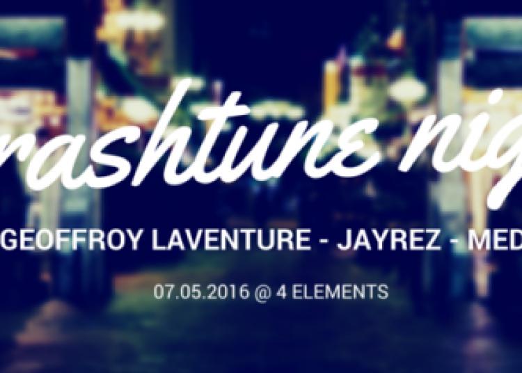 Crashtune Night � Paris 11�me