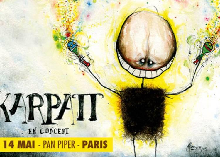 Karpatt � Paris 11�me