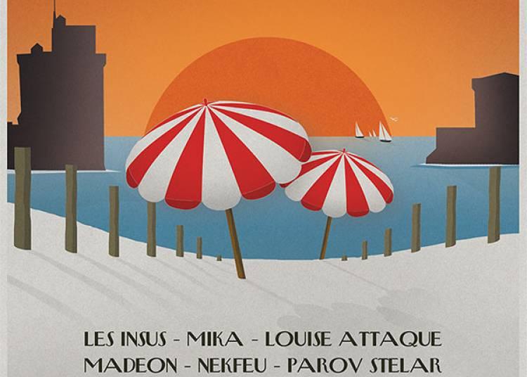 Bernard Lavilliers � La Rochelle