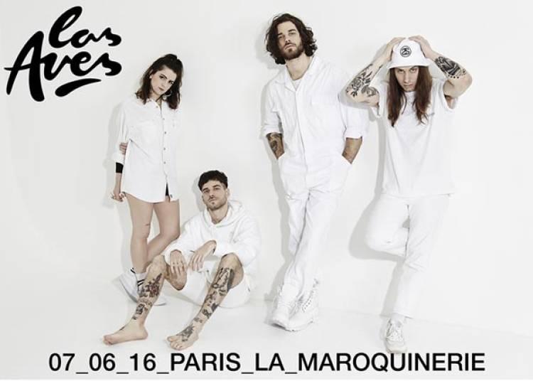 Las Aves � Paris 20�me