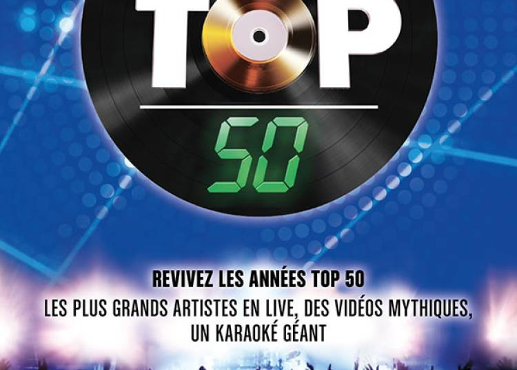 Top 50 - Partez En Live � Paris 19�me