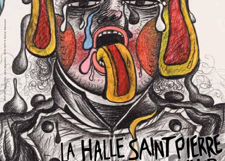 Caf Ef Bf Bd De La Halle Saint Pierre Paris