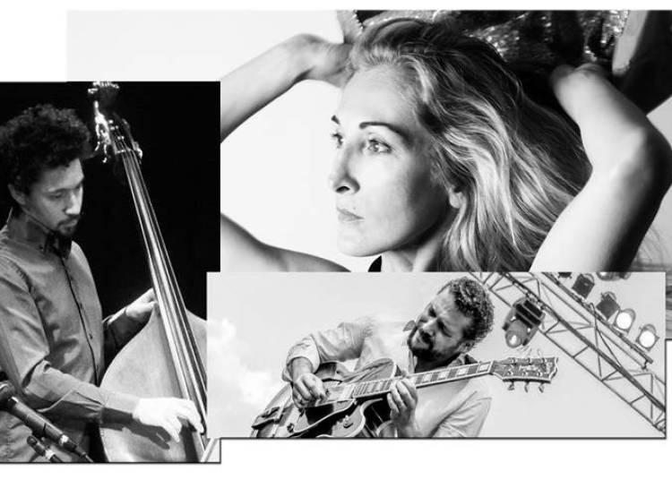 Vendredi du Jazz � l' Hospitalet, Edith Calas Trio � Narbonne