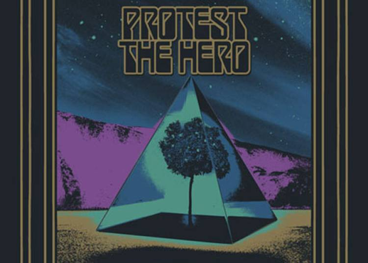 Between The Buried And Me et Protest The Hero � Toulouse