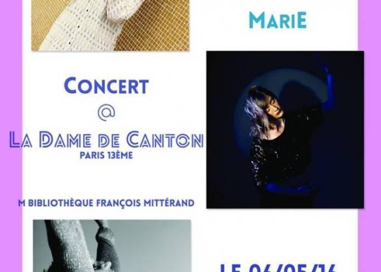 Cecile Brooks, Gervaise et Marie � Paris 13�me