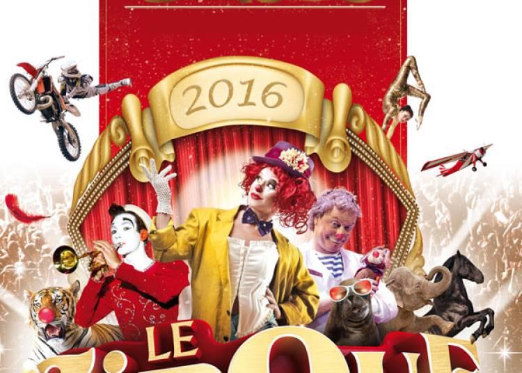 Cirque Arlette Gruss � Nancy