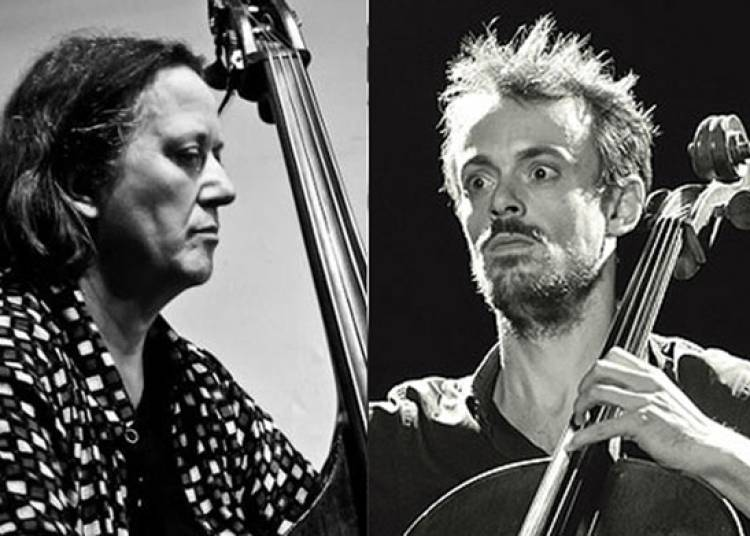 Joelle Leandre & Gaspar Claus � Les Lilas
