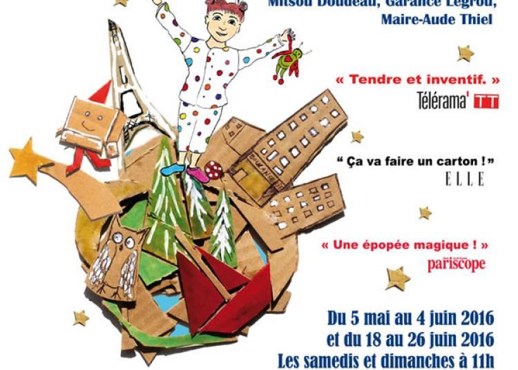 Le Pays Toutencarton � Paris 16�me