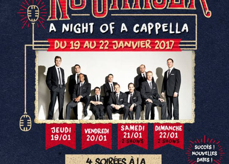 Straight No Chaser � Paris 8�me