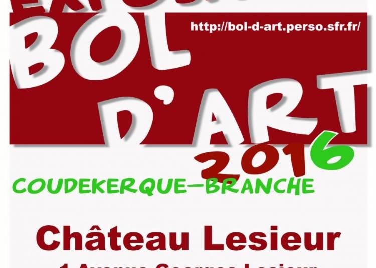 Salon d'Art contemporain Bol d'Art 2016. � Coudekerque Branche