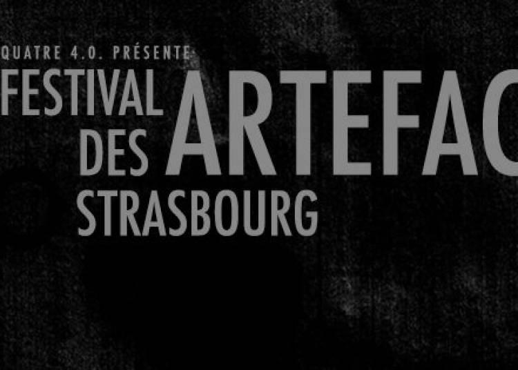 Festival Des Artefacts 2016