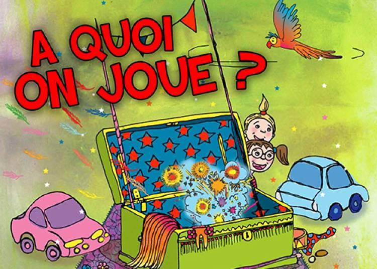 Le RV des Pitchous : A quoi on joue ? par la Cie Fabulouse � Montauban