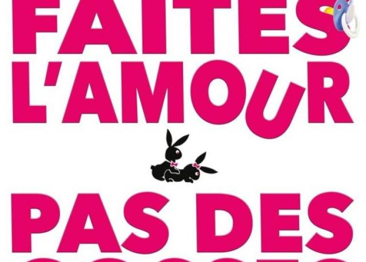 Faites L'amour Pas Des Gosses � Paris 4�me