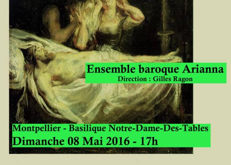 Lamentations Du Proph�te J�r�mie � Montpellier