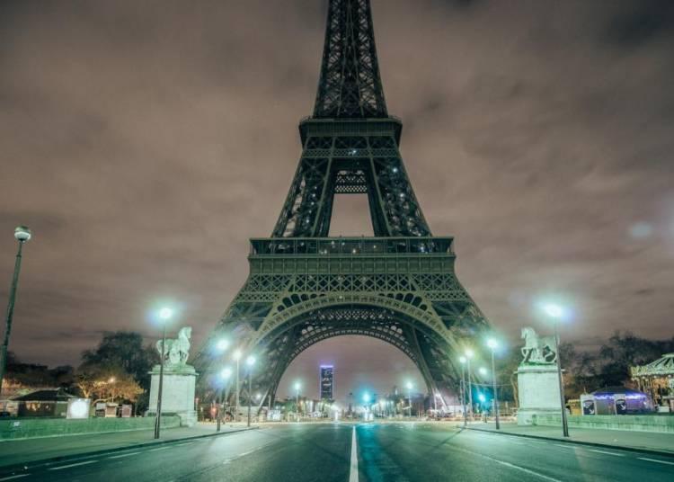 Desert In The City � Paris 15�me