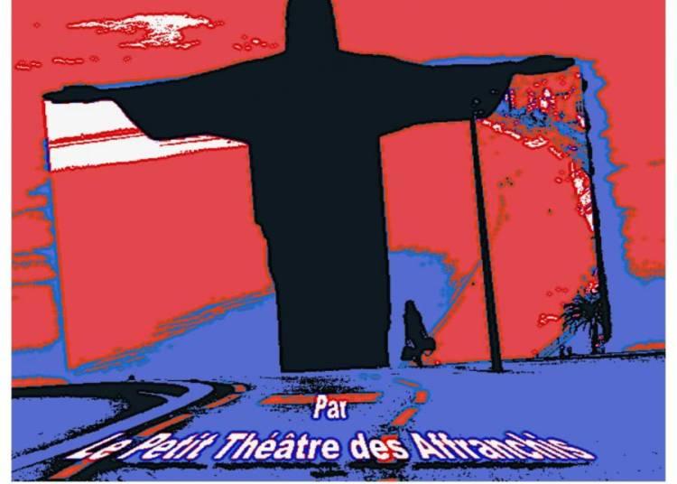 Le Christ r�dempteur de rauba Cape� � Nice