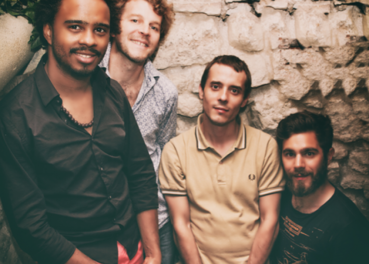 Arnaud Dolmen Quartet � Paris 1er