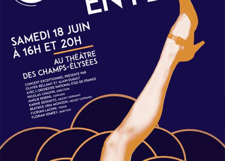Concert Radio Classique � Paris 8�me