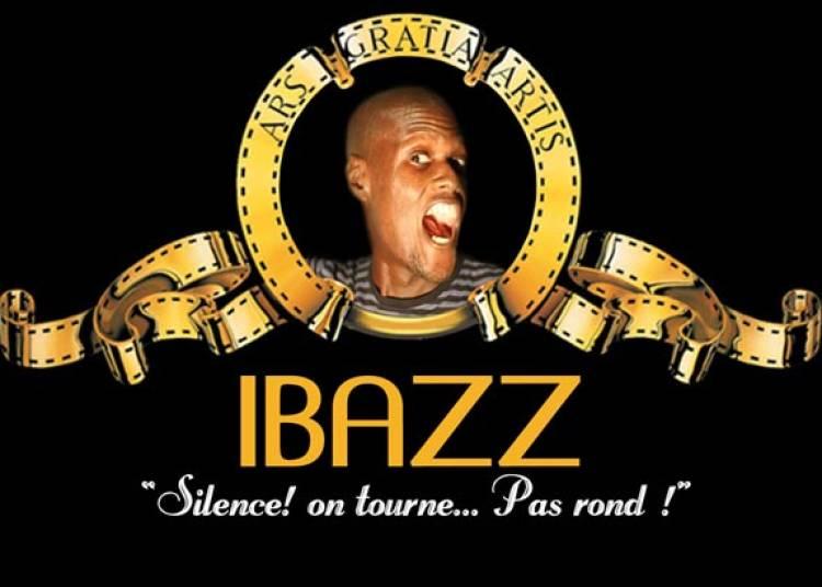 Ibazz Dans Silence ! � Paris 19�me