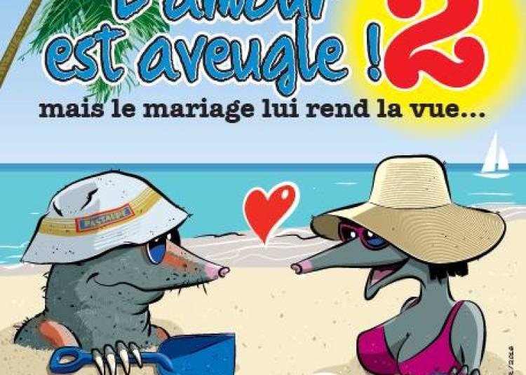 L'Amour est aveugle 2 ! mais le mariage lui rend la vue... � Les Sorinieres