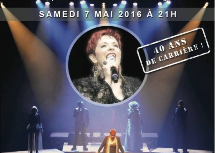 Hommage � Starmania, Fabienne Thibeault et sa troupe � Nice
