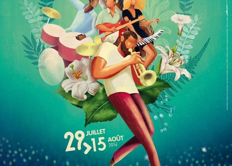 Jazz & Harmonies - Lpt3 à Marciac