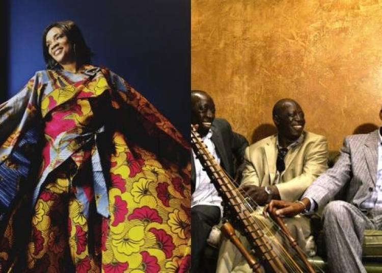 Mamni Ke�ta et Kora Jazz Trio � Le Blanc Mesnil