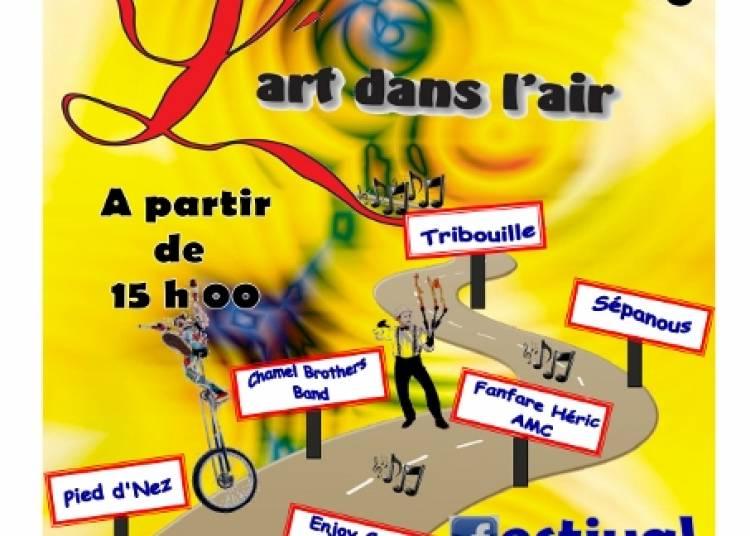 Festival l'art dans l'air 2016