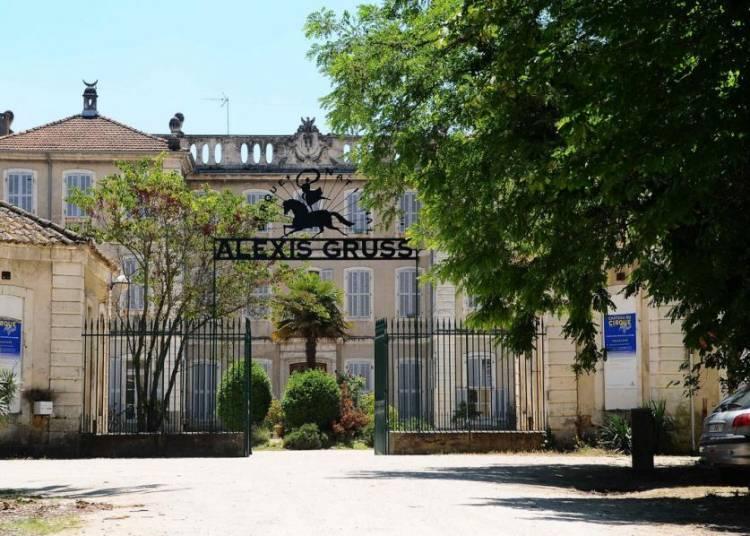 Parc Alexis Gruss � Piolenc