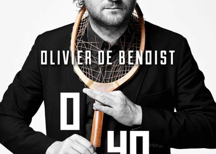 Olivier De Benoist � Paris 4�me