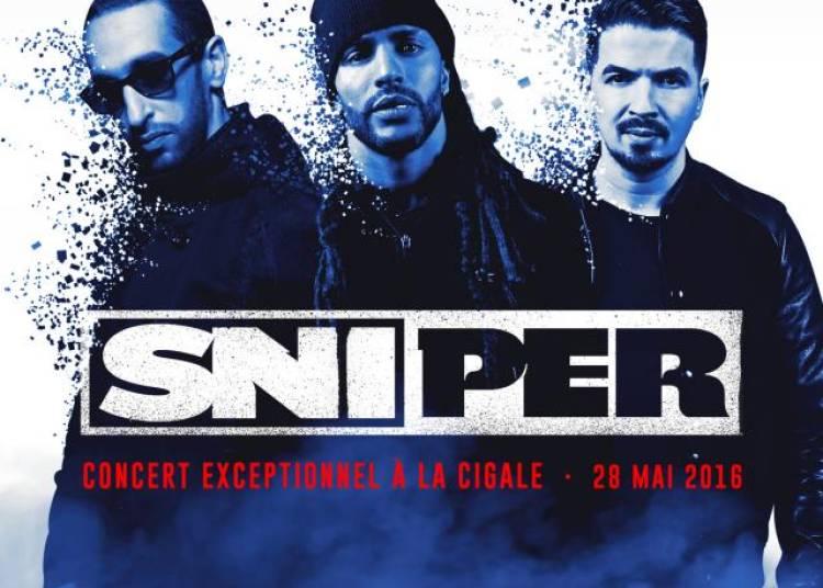 Sniper � Paris 18�me