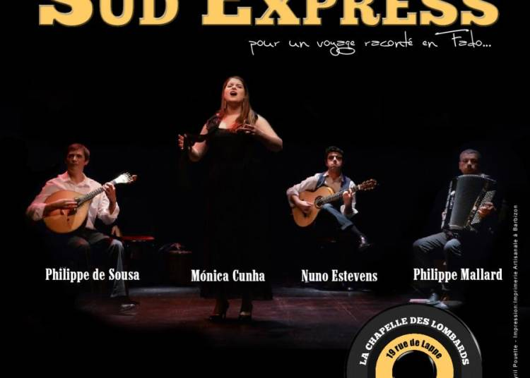 Sud Express � Paris 11�me