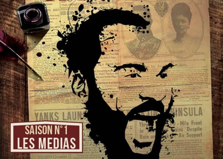 Dieudonne-saison 1 Les Medias � Paris 11�me