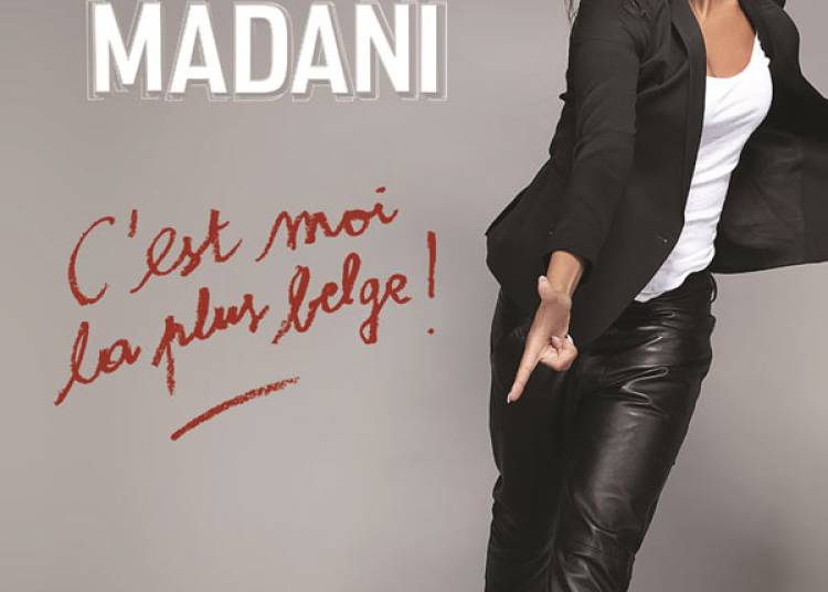 Nawell Madani � Marseille