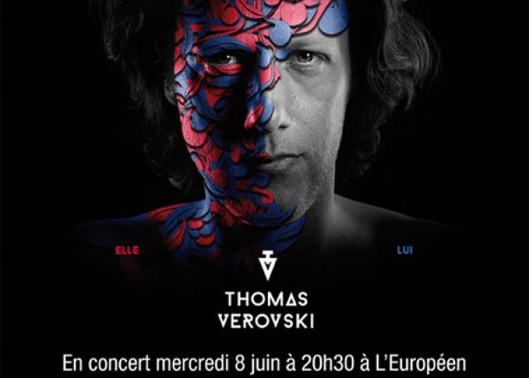 Thomas Verovski � Paris 17�me
