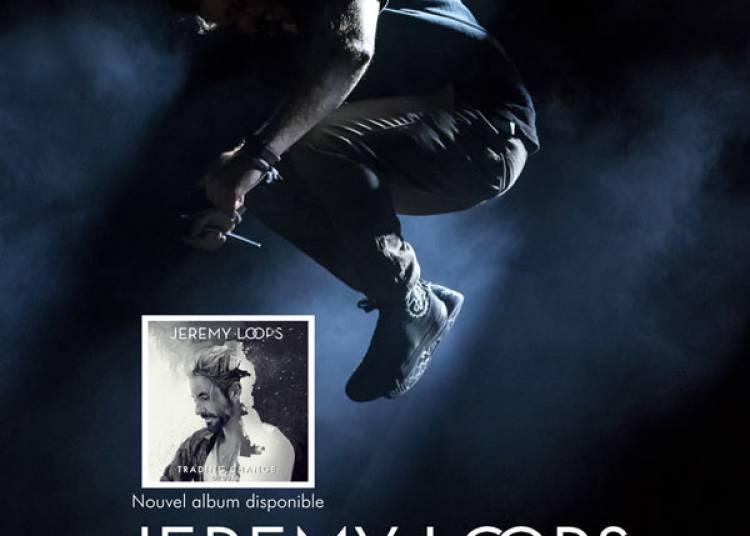 Jeremy Loops et Invit� � Paris 20�me