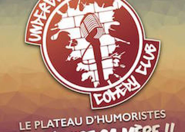 Underground Comedy Club � Paris 2�me