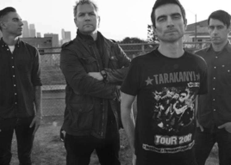 Anti-Flag et guest � Dunkerque