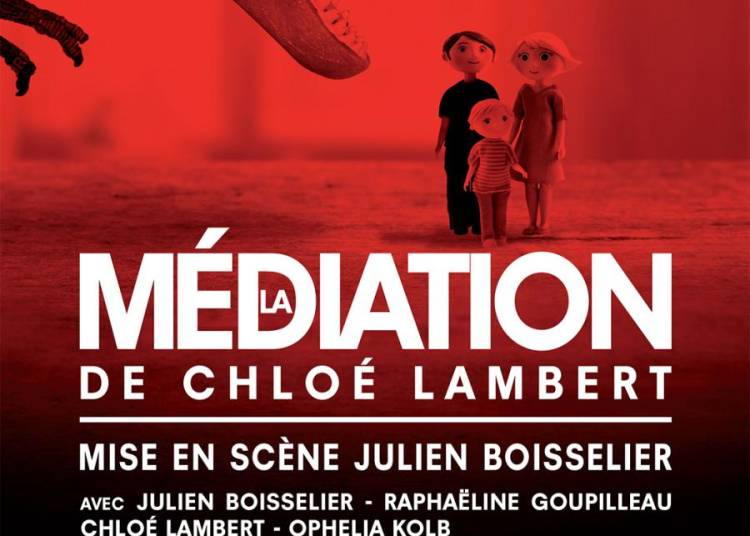 La M�diation de Chlo� Lambert � Paris 6�me