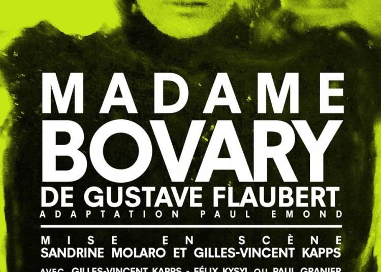 Madame Bovary � Paris 6�me